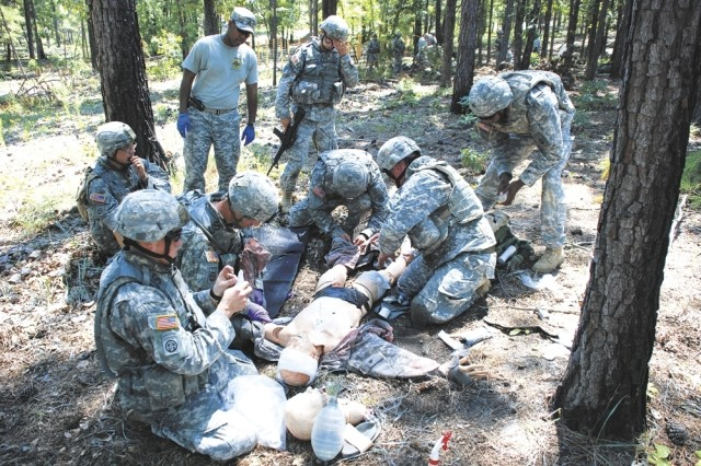 New Center Readies Soldiers