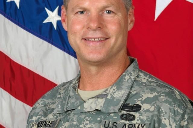 Brig. Gen James L. Hodge