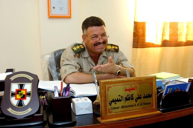 Col. Muhammad