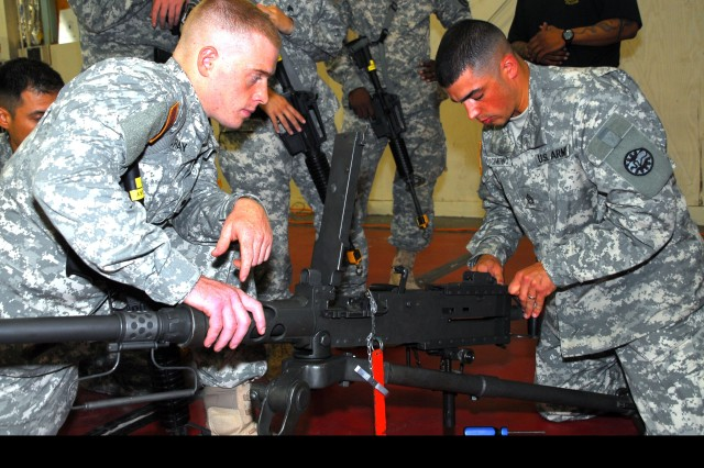Soldiers compete to be named the best at warrior competition