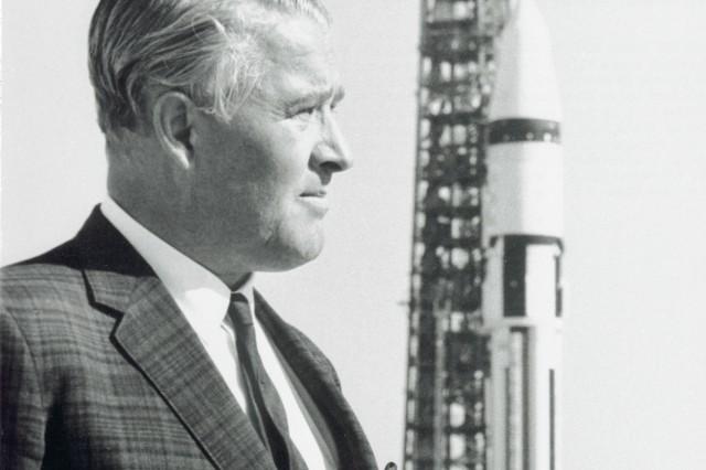 Rocket pioneers