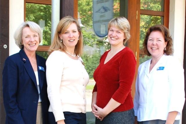 Garmisch ACS team officially opens for business