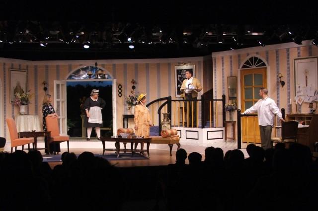 Heidelberg theater celebrates 50 years