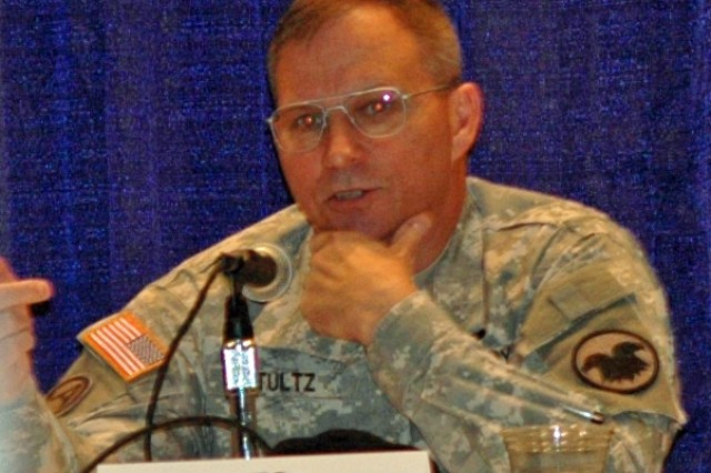 Army Reserve Chief
