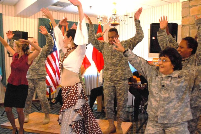 First Army celebrates Hispanic Heritage Month