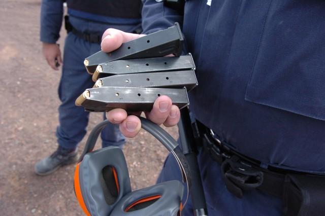 All PTA law enforcement officers get expert marksmen