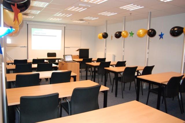 Barracks Classroom
