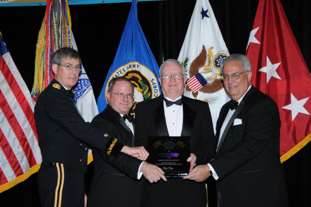 Picatinny's ARDEC named Army's top large lab for 2008