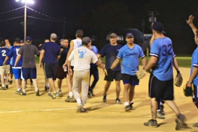 Community softball season concludes with Stealer victory