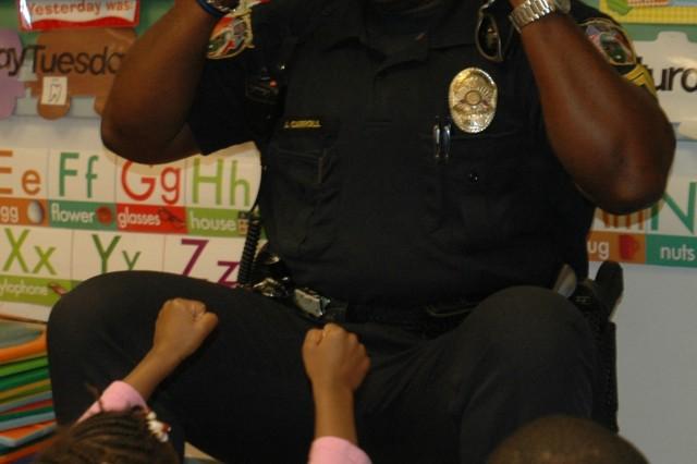 Hapeville police deputize students