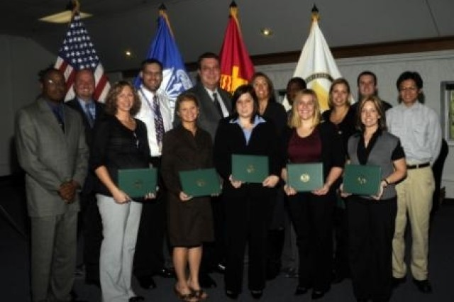 TACOM LCMC Rock Island Contracting Center Graduates Intern Class