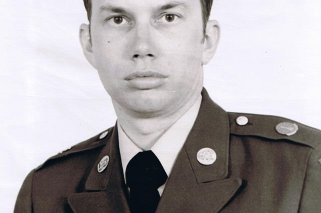 CW5 Rollie Purvis, as a sergeant, enlisted in to the Army in 1976 after a five year break in service. Purvis said he joined the Army because he missed the service and travel that came with the job.