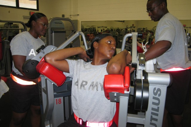 Soldiers see results with new PT regimen