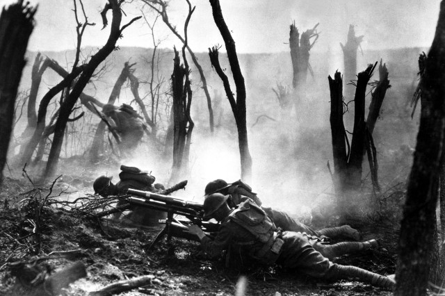 'Victory Corps' played vital role in Meuse-Argonne Offensive of World War I