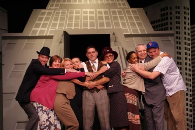 IMCOM-Europe presents theater awards