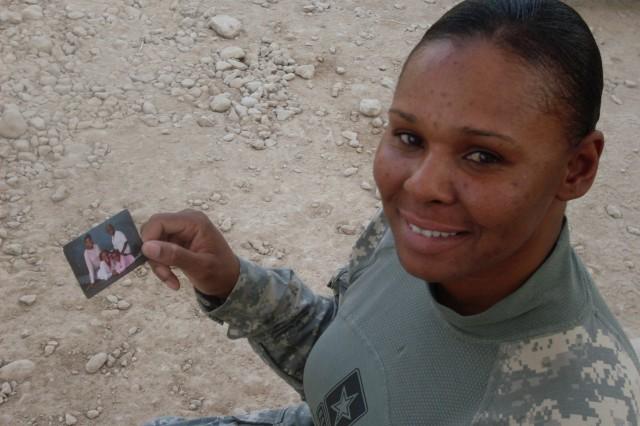 Staff Sgt. Tonya Harvey