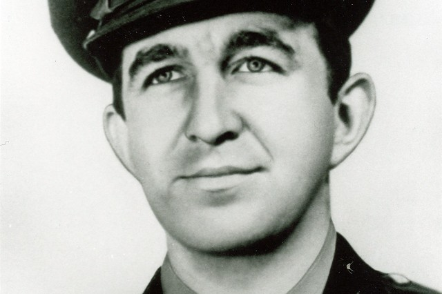 1LT Robert B. Nett earned a Medal of Honor for leading an attack on Leyte Island in the Philippines during World War II.