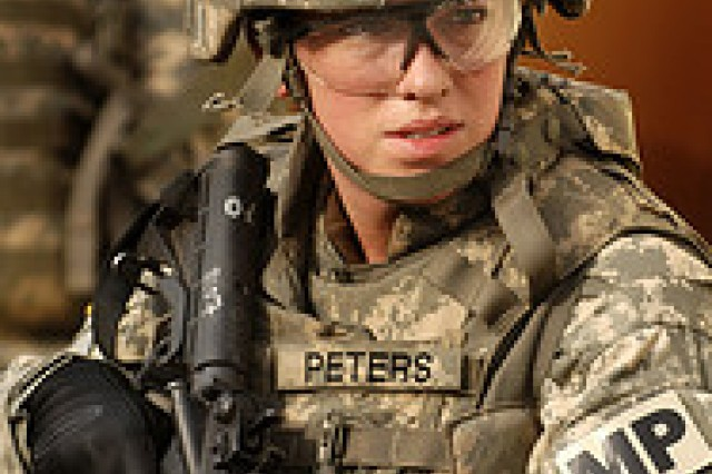 Sgt. Jennifer Peters