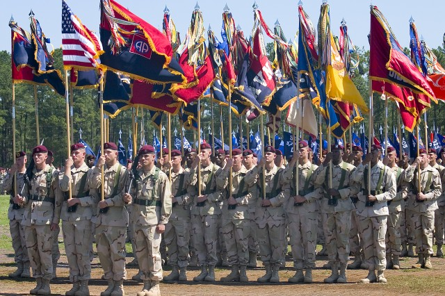 Fayetteville, N.C., is neighbor to both Fort Bragg and Pope Air Force Base.