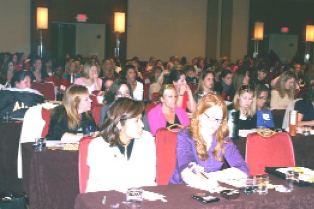 Symposium updates readiness group leaders
