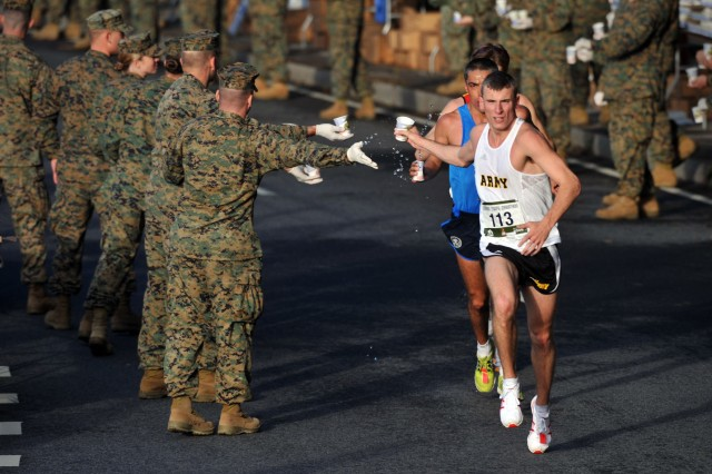 33rd running of the Marine Corps Marathon