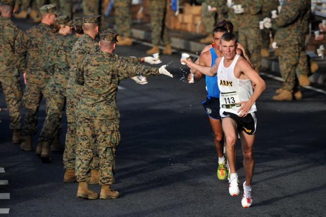 33rd running of the Marine Corps Marathon