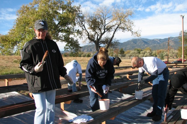 Fort Carson makes a difference