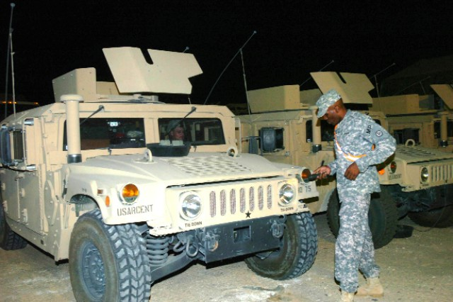 USARCENT celebrates 90 years, command takes on more responsibility