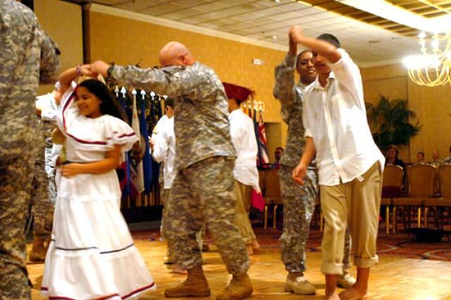 Hispanic Dance