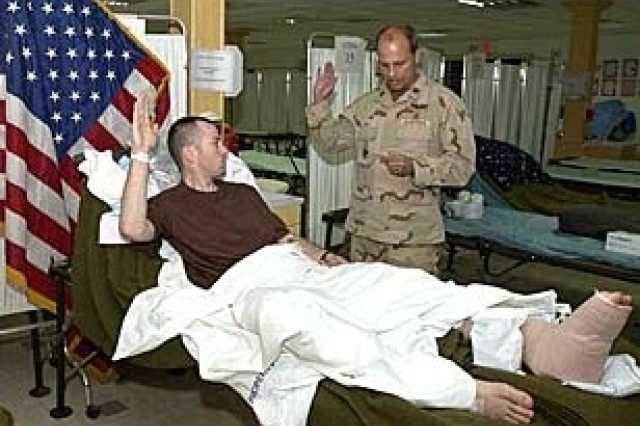 Recovery and Reenlistment