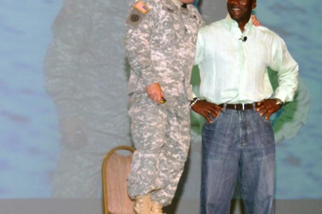 Michael Jordan Teams Up with National Guard
