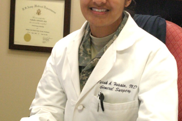 Surgeon glad to provide comfort to female patients