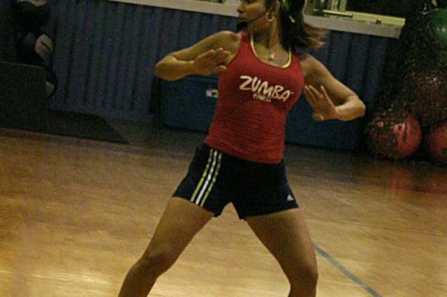Dance your way to health with Zumba