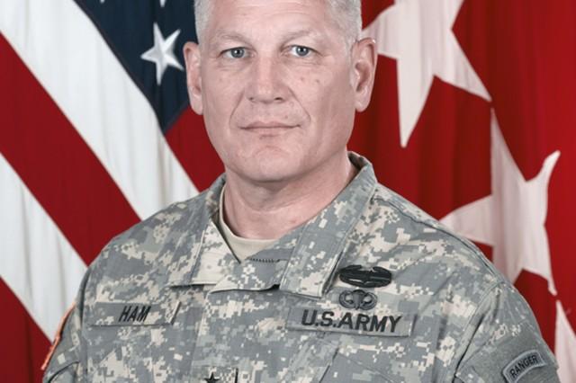 Gen. Carter F. Ham