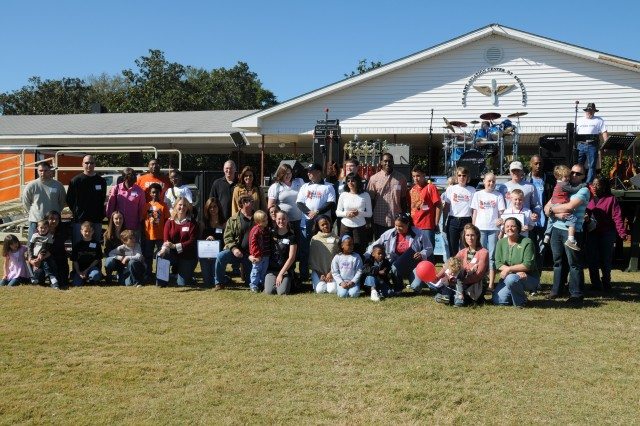 Fort Rucker salutes Army Families
