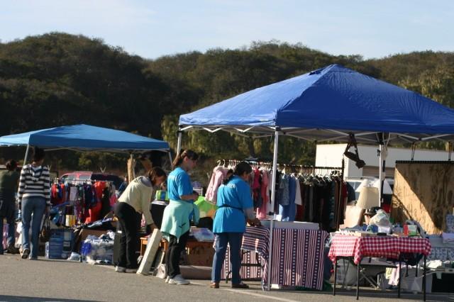 Post-wide yard sale draws local bargain hunters