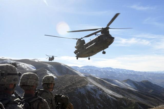 Inbound choppers