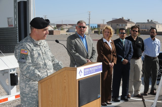 Fort Bliss Operation Open Arms
