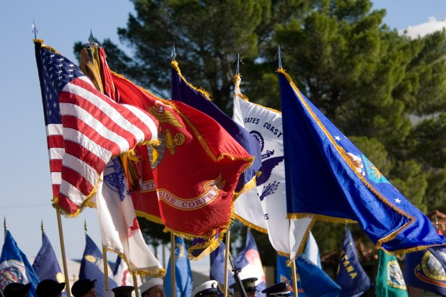 Fort Bliss honors veterans