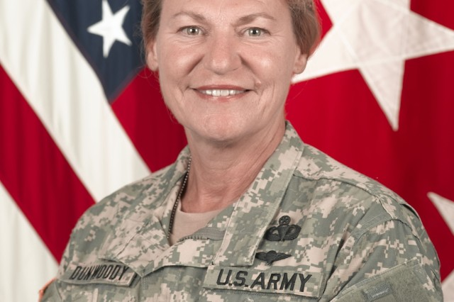The Senate confirmed the promotion of Lt. Gen. Ann E. Dunwoody to four-star general July 23.  Dunwoody will take over command of the U.S. Army Materiel Command, Fort Belvoir, Va., Nov. 14.