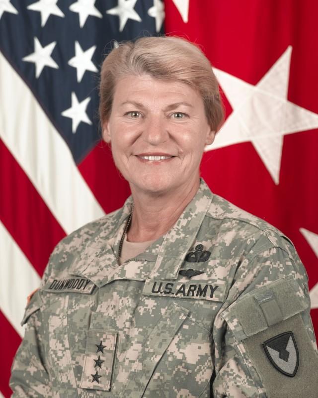 Lt. Gen. Ann Dunwoody