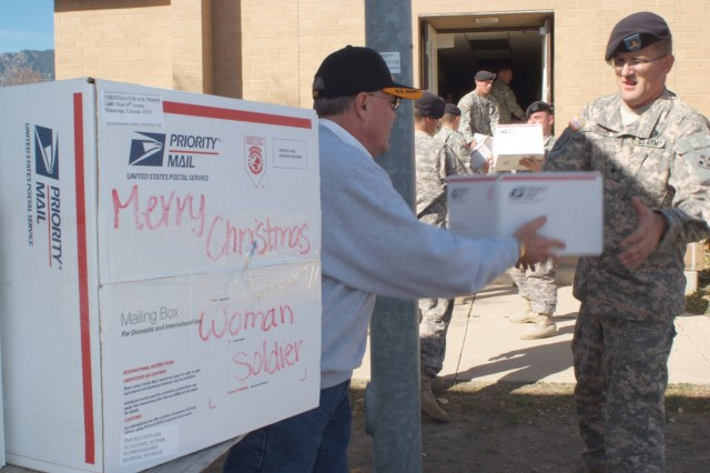 Christmas for Our Troops comes to Fort Carson