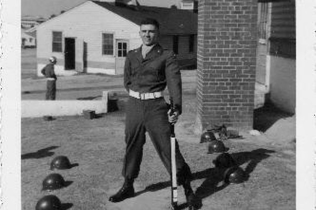 Although he was drafted into the Army in 1956 upon college graduation, Tom Phillips enjoyed his assignment with the nation's rocket development program at Redstone Arsenal. His assignment also included service on the Arsenal's honor guard.