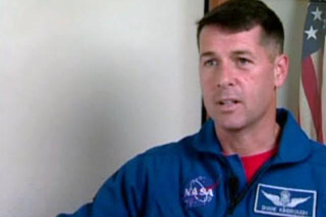 Astronaut Lt. Col. Shane Kimbrough.
