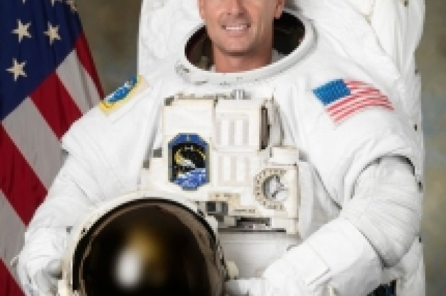 Army Astronaut Lt. Col. Shane Kimbrough is a crew member on the recently launched STS 126 mission.