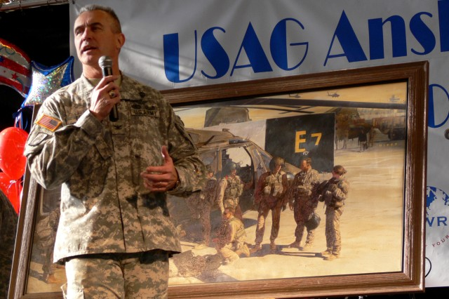 Daylong celebration welcomes 12th Combat Aviation Brigade Soldiers home from 15-month combat tour in Iraq