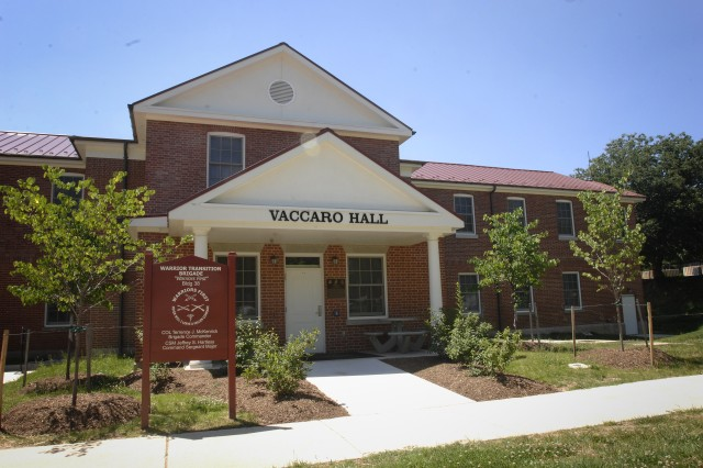 Walter Reed Army Medical Center - Warrior Transition Brigade - Vaccaro Hall