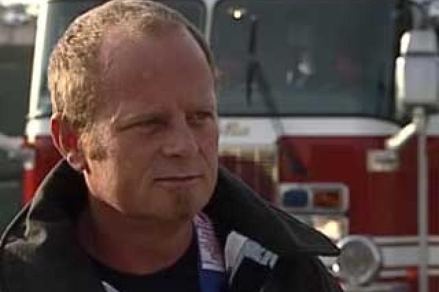 Alex Christie, Department of Emergency Services.