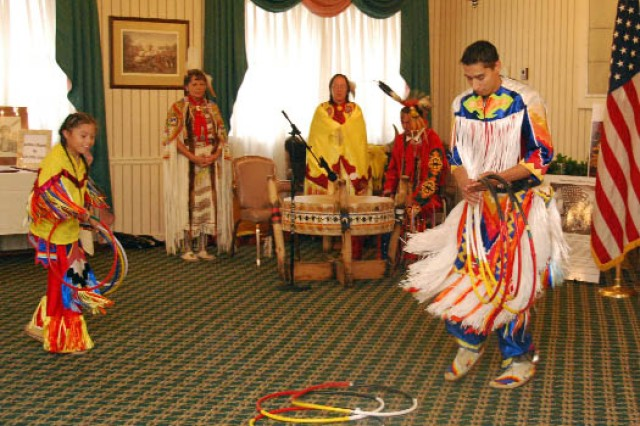 American Indian Heritage Month luncheon brings history, culture