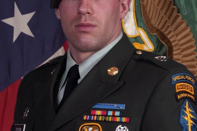 """Staff Sgt. David W. Textor"""""""